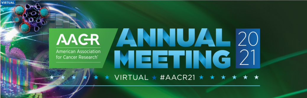 AACR annual meeting 2021